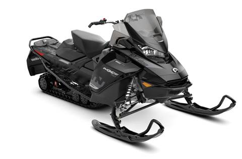 2019 MXZ TNT 850 E-TEC Black