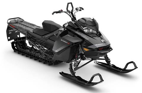 2019 Summit X 850 E-TEC 165 Black