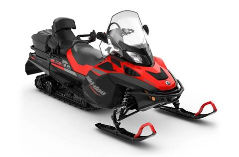 2019 Expedition SE 1200 4-TEC Viper Red & Black