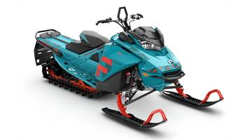 2019 FREERIDE 850 ETEC SHOT ICEBERG BLUE 146""