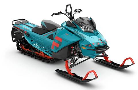 2019 Freeride 146 850 E-TEC SHOT Iceberg Blue