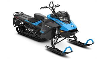 2019 Summit SP 600R E-TEC ES 154 Octane Blue & Black