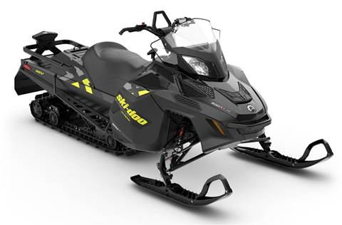2019 Expedition Xtreme 800R E-TEC Black