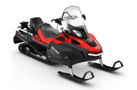 2019 Skandic WT 900 ACE Viper Red & Black