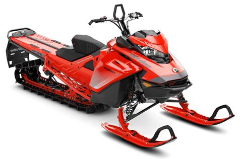 2019 Summit X 850 E-TEC ES 175 Ultimate Lava Red