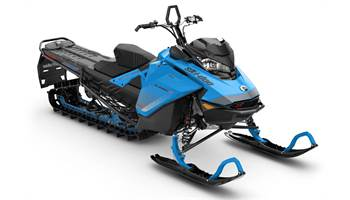 2019 Summit X 850 E-TEC SHOT 165 Octane Blue & Black
