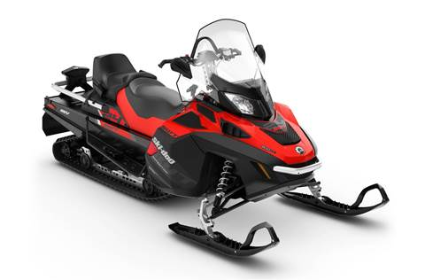 2019 Expedition SWT 900 ACE Viper Red & Black