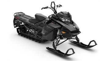 2019 Summit SP 600R E-TEC 154 Black