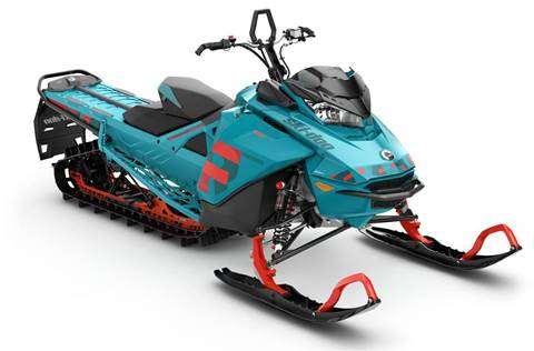 2019 Freeride 154 S-38 850 E-TEC SHOT Iceberg Blue