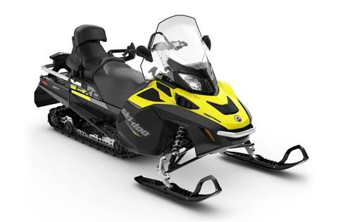 2019 Expedition LE 600 H.O. E-TEC Sunburst Yellow/Black