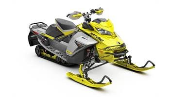 2019 MXZ X-RS 850 E-TEC Sunburst Yellow & Hyper Silver