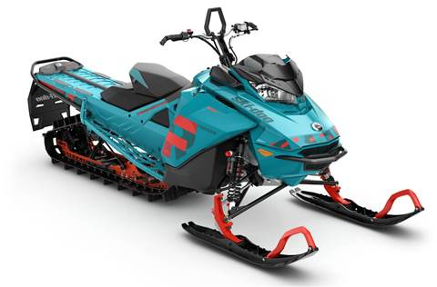 2019 Freeride 154 850 E-TEC SHOT Iceberg Blue