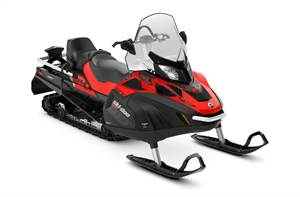 Skandic WT 550F Viper Red & Black