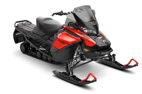 2019 Renegade Enduro 900 ACE Lava Red & Black
