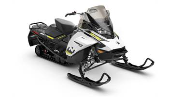 2019 MXZ TNT 850 E-TEC White & Black
