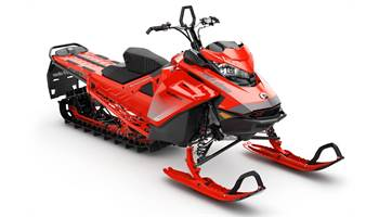 2019 Summit X 850 E-TEC ES 154 Ultimate Lava Red