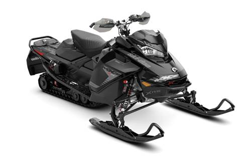 2019 MXZ X-RS 850 E-TEC Black