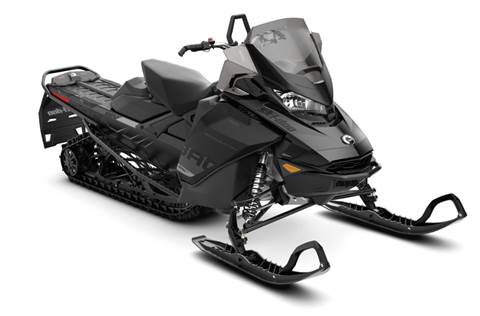 2019 Backcountry 850 E-TEC Black
