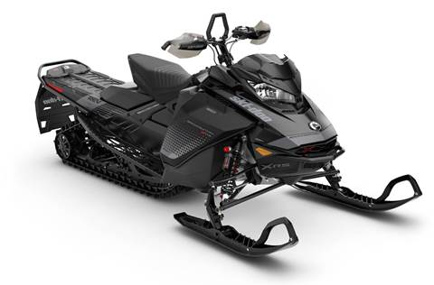 2019 Backcountry X-RS 850 E-TEC SHOT Black