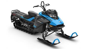 2019 Summit SP 850 E-TEC SHOT 154 Octane Blue & Black