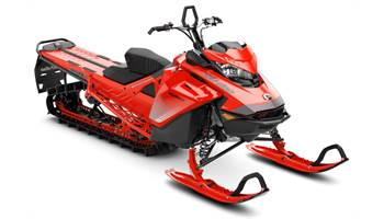 2019 Summit X 850 E-TEC SHOT 175 Ultimate Lava Red