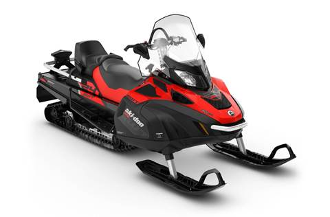 2019 Skandic SWT 900 ACE Viper Red & Black