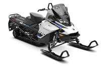2019 Ski-Doo Backcountry 600R E-TEC White & Black