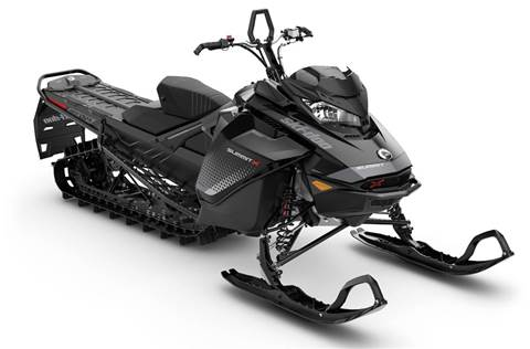 2019 Summit X 850 E-TEC ES 154 Black
