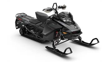 2019 Backcountry X-RS 850 E-TEC ES Black