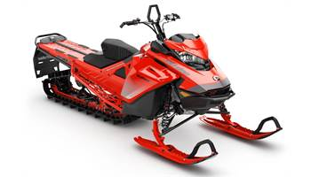 2019 Summit X 850 E-TEC 165 Ultimate Lava Red