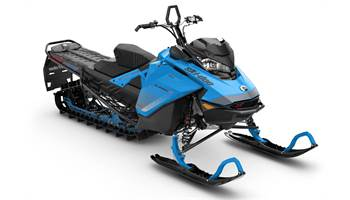 2019 Summit X 850 E-TEC 154 Octane Blue & Black