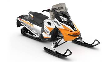 2019 Renegade Sport 600 ACE White & Orange Crush
