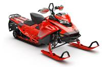 2019 Ski-Doo Backcountry X-RS 850 E-TEC SHOT Ultimate Lava Red