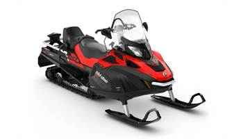 2019 Skandic WT 600 ACE Viper Red & Black