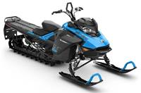 2019 Ski-Doo Summit SP 850 E-TEC SHOT 175 Octane Blue & Black