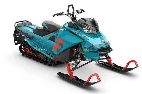 2019 Freeride 137 850 E-TEC SHOT Iceberg Blue