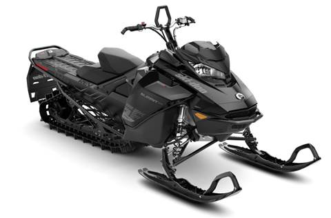 2019 Summit SP 600R E-TEC SHOT 146 Black