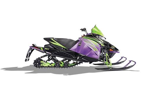 2019 ZR 8000 Limited ES iACT (129) Purple