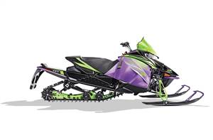 "NEW Arctic Cat ZR 8000 137"" Limited iACT ES DEMO - SAVE $6,700.00!!"