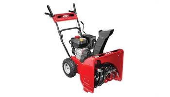 2018 31A-63BD706 Two-Stage Snow Thrower