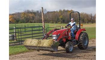 2018 Farmall 35C Series II