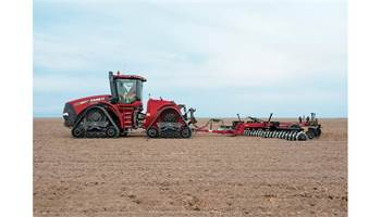 2018 Heavy-Offset 790 Plowing, Folding