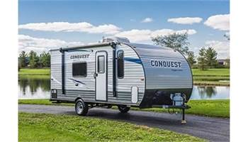 2018 Conquest Lite 19DS