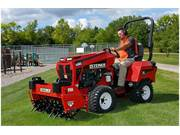 Stock Image: 450 with Aerator Attachment