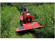 Stock Image: 450 with Rough Cut Mower
