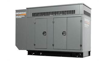 2018 45kW Gaseous Generator SG045
