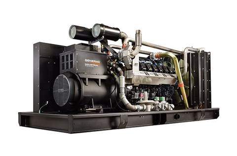 2018 500kW Gaseous Generator MG500