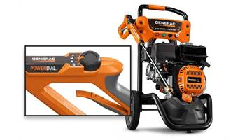 2018 OneWash Pressure Washer with PowerDial™ Gun #7019