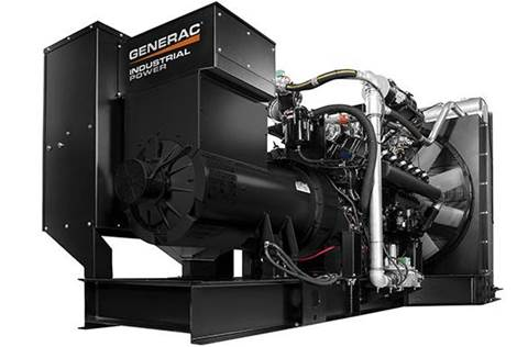 2018 625kW Gaseous Generator MG625