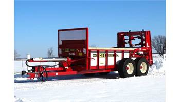 2018 HPV4142 Hydraulic Push Manure Spreader